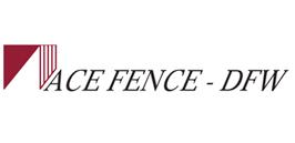 ACE Fence DFW logo